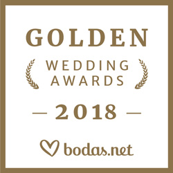 ¡Estamos de enhorabuena! Golden Wedding Awards